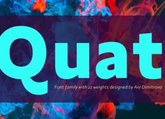 Quat Font