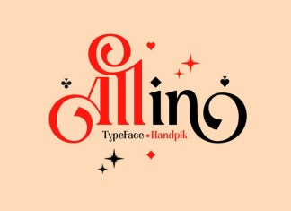 All in Font
