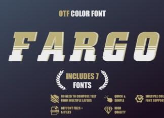 Fargo Font