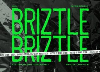 Briztle Font