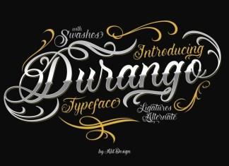 Durango Font