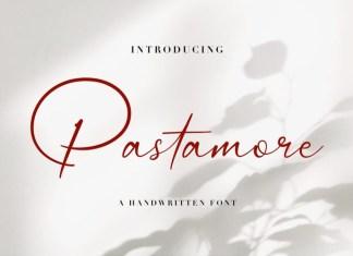 Pastamore Font