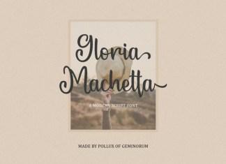 Gloria Machetta