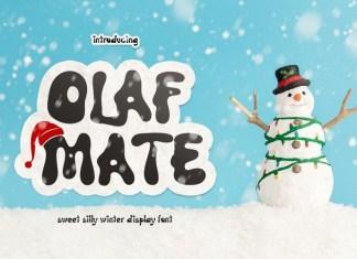 Olaf Mate