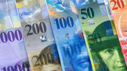 Steuerflucht aus armen Ländern in die Schweiz