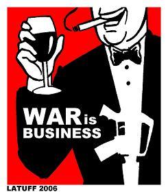 """Kriege lassen Rüstungskonzerne """"gesunden"""", lassen Aktienkurse der Todesindustrie steigen"""