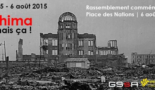 70 Jahre nach Hiroshima