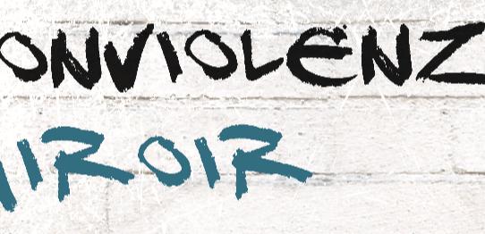 Nonviolenz-MIRoir Nr 26 4-2018
