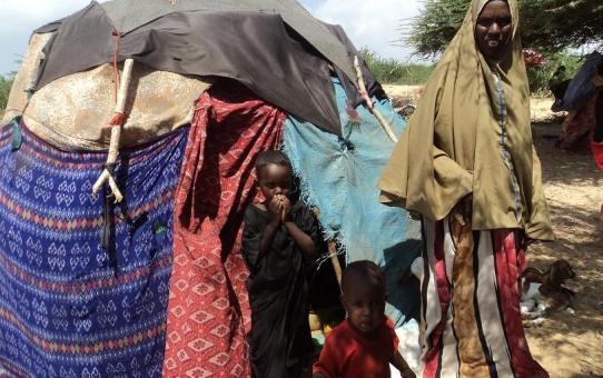 Weit unten in Somalia droht eine neue Hungersnot