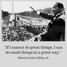 Zum 50. Jahrestag der Ermordung von Martin Luther King Jr.