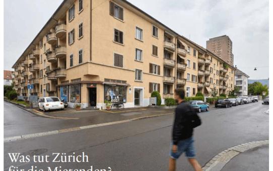 Zürich verliert wieder hunderte günstige Wohnungen