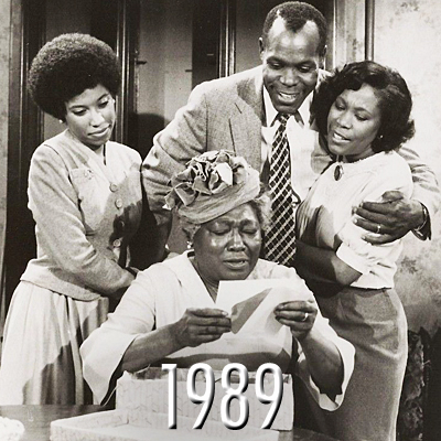 "On the 30-year anniversary of the beloved drama's Broadway premiere, PBS aired an uncut, three-hour TV adaptation of A Raisin in the Sun starring Danny Glover and Esther Rolle. Director Bill Duke told The Los Angeles Times, ""This play transcends time and race. It applies to all poor people. What Lorraine says is something that should be said often: Folks that don't have money, folks that society looks down its nose at, are some of the noblest spirits among us."""