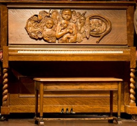 """The Piano for August Wilson's """"The Piano Lesson"""""""