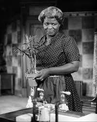 """""""Claudia McNeil (August 13, 1917 – November 25, 1993) was an American actress known for premiering the role of matriarch Lena Younger in both the stage and screen productions of A Raisin in the Sun. She later appeared in a 1981 production of the musical version of the play, Raisin presented by Equity Library Theater. She was twice nominated for a Tony Award, first for her onstage performance in A Raisin in the Sun (1959), and again for the play Tiger Tiger Burning Bright in 1962. She was also nominated for a Golden Globe Award for the screen version of A Raisin in the Sun in 1961."""" - (From Wikipedia, the free encyclopedia)"""