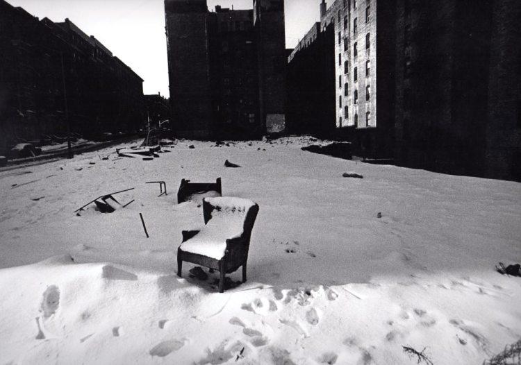 Frank Espada- Manhattan Valley