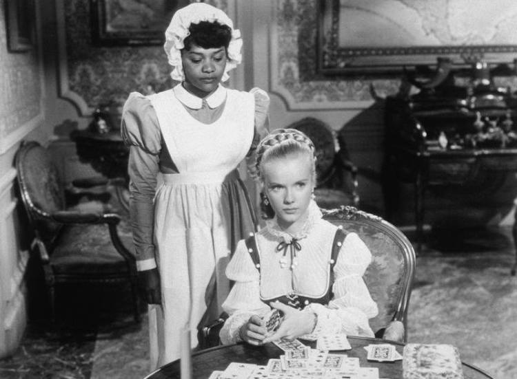 Juanita Moore and Anne Frances.