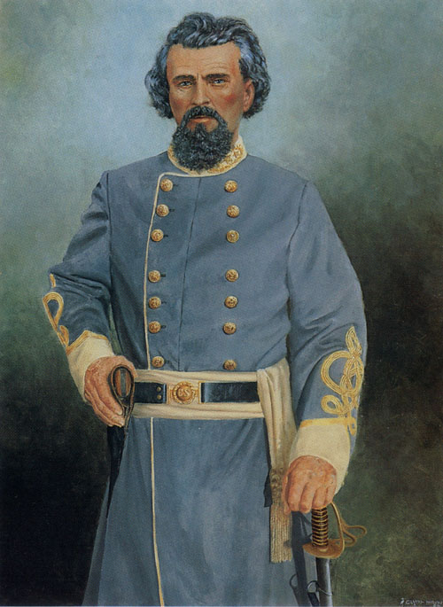 General Nathan Forest