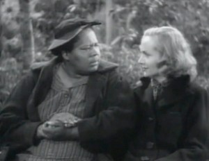Louise Beavers and Carole Lombard in Made For Each Other