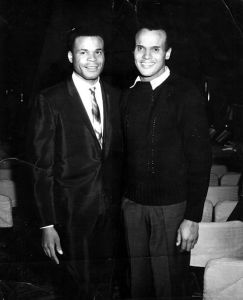 Roy Hamilton and Harry Belafonte