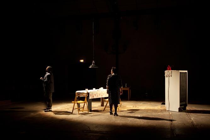 The Amen Corner - With Samuel Legitimus and Gladys Arnaud.