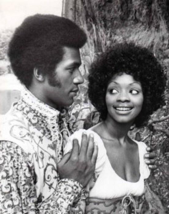 Two Gentlemen of Verona (Central Park, 1971) — with Clifton Davis and Jonelle Allen.