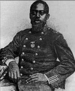 First black soldier to recieved the Medal of Honor Earned during Battle of Fort Wagner, July 1863 Sergeant, Company C, 54th Massachusetts Colored Infantry