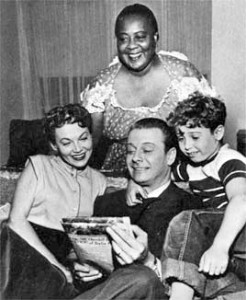"""Louise Beavers played the maid on Make Room For Daddy for only the 1953-54 season."""