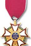Legion of Merit See more recipients of this award Awarded for actions during the Peace Time Awards (Citation Needed) - SYNOPSIS: General Colin Luther Powell, United States Army, was awarded a Bronze Oak Leaf Cluster in lieu of a Second Award of the Legion of Merit for exceptionally meritorious conduct in the performance of outstanding services to the Government of the United States. Service: Army Rank: General