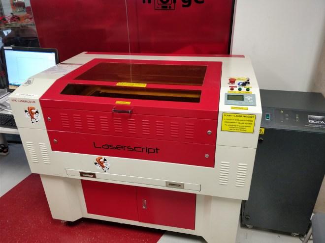Laserscript Laser Cutter
