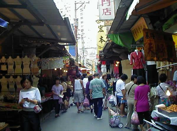 p中正老街