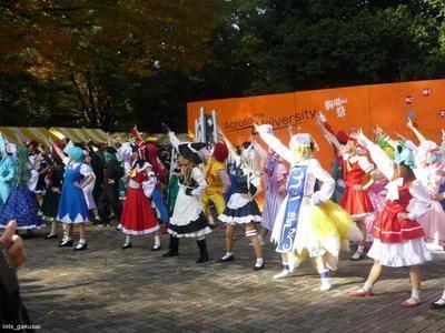 駒場祭 FB②