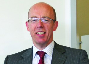 Tim Checketts EMEA Sales Manager, Speciality Products, System Sensor Europe