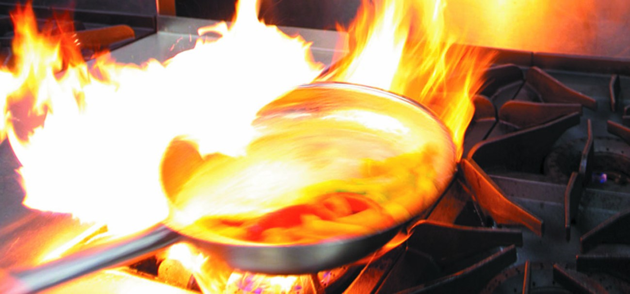 Kitchen Fire Safety is on the Menu