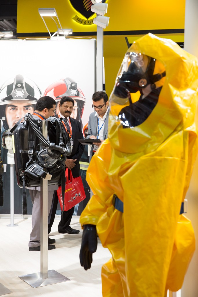 Fire & Safety at Intersec