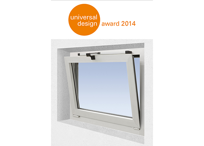 GEZE's Slimchain Scoops Top Design Award