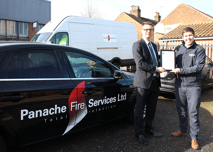 First company achieves BM TRADA Q-Mark certification for Fire Stopping Installation