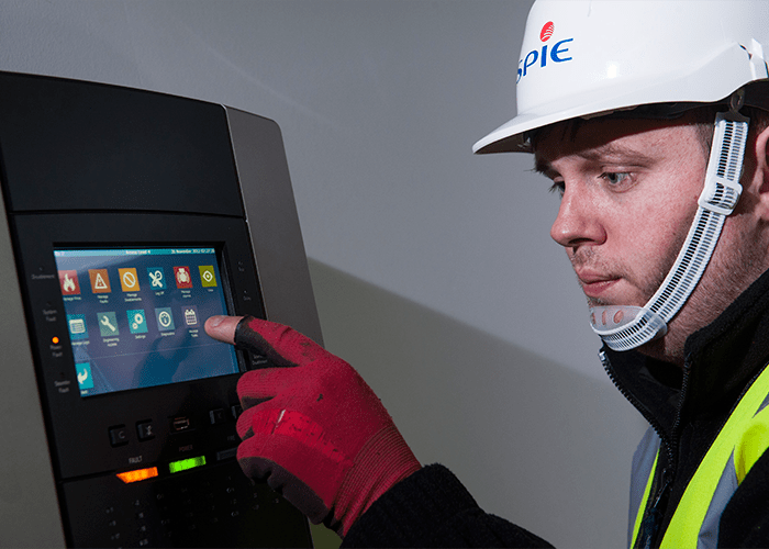 SPIE Scotshield installs high-tech fire detection and alarm system at New South Glasgow University Hospital and Royal Hospital for Sick Children in Scotland
