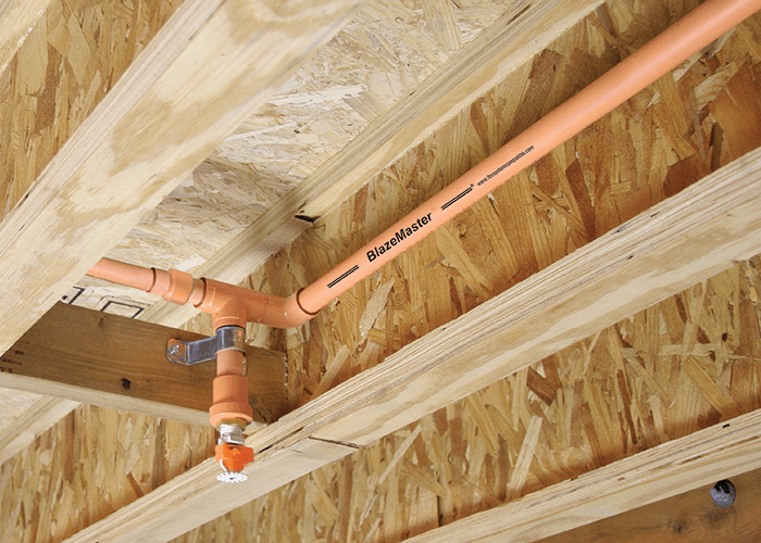 BlazeMaster Fire Sprinkler Systems are a trusted industry leader that have been listed and approved for over 30 years.