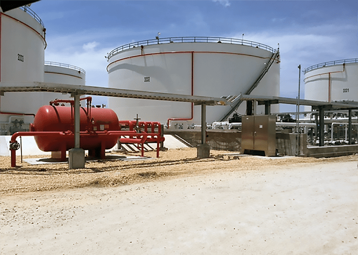 Risk Based Fire Protection Strategy in Crude Oil Storage