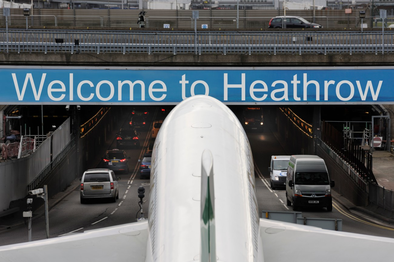 New Passive Fire Protection Product Wins Prestigious Heathrow Refurbishment