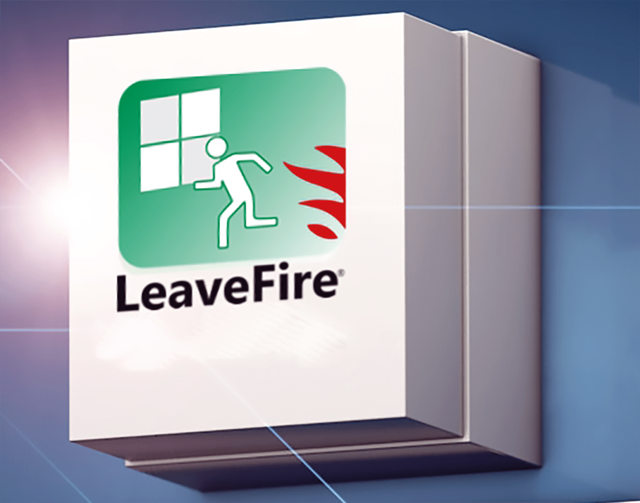 LeaveFire – The innovative escape system