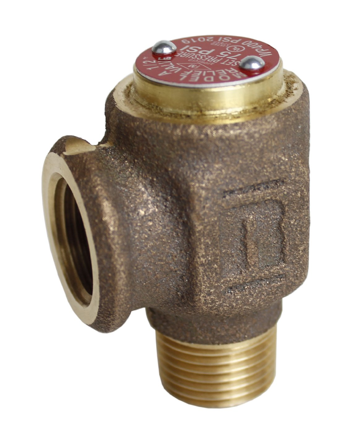 Model A: Optional Pressure Relief Valve.