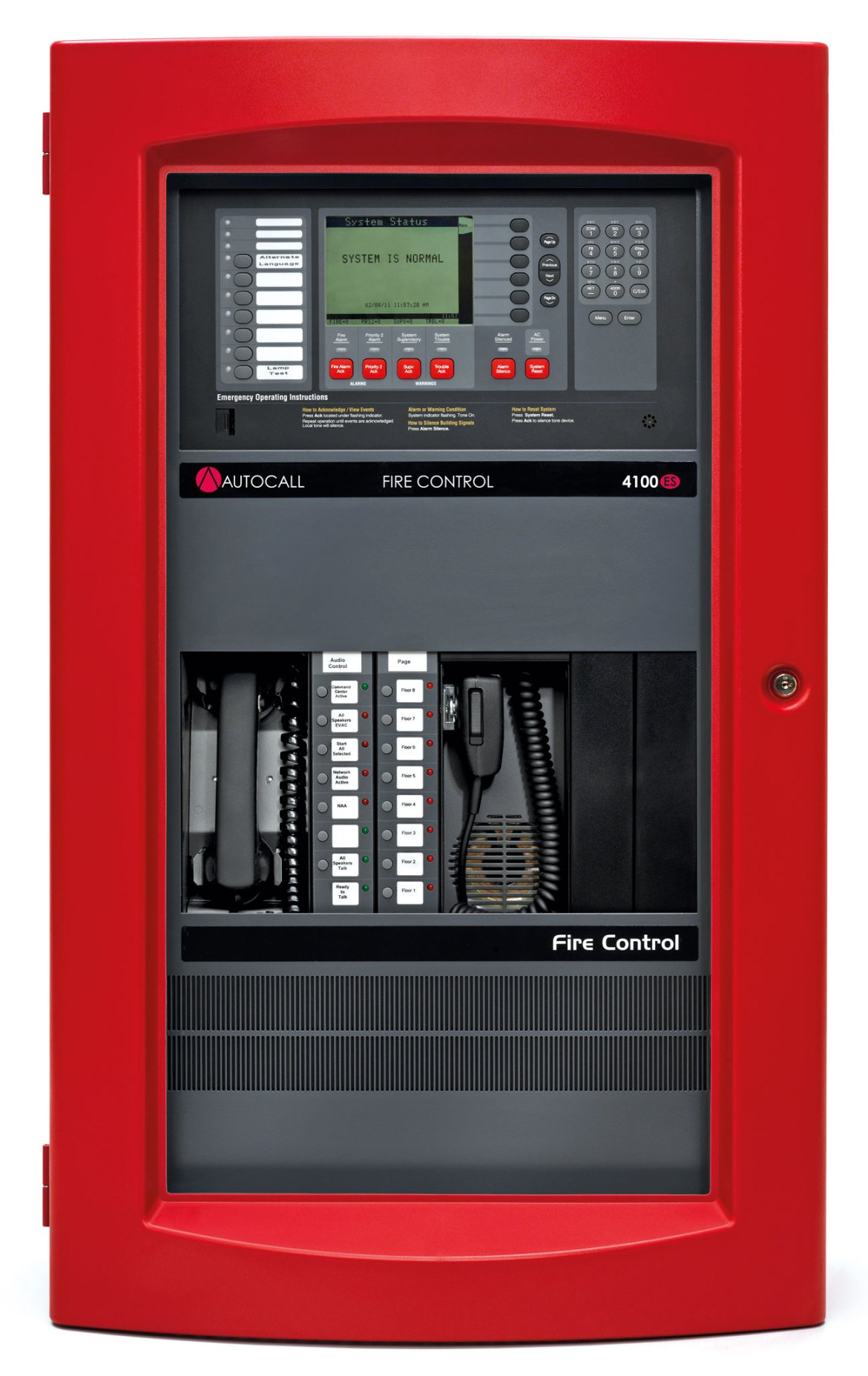 Fire alarm control units are now subject to new mounting height requirements.