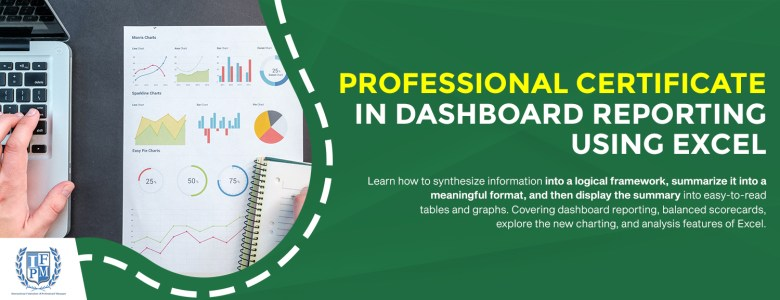 Dashboard Reporting Using Excel
