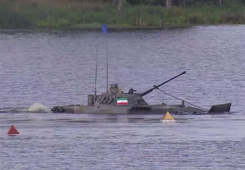 Intl Army Games 2016 Iran Ranks 1st In Suvorov Attack