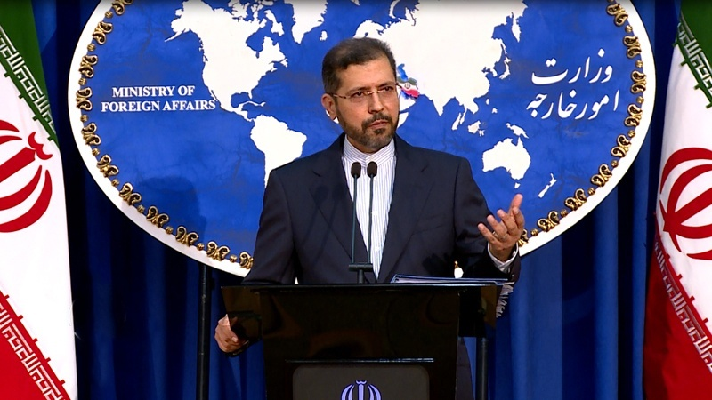 EU's Blacklisting of Syrian FM Meant to 'Sabotage' Peace Process: Iran