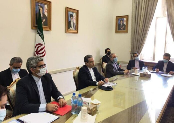 Iran to Hold No Direct or Indirect Talks with US in Vienna: Araqchi