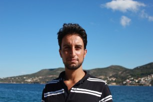 Nothing can stop me except bombs: a Syrian refugee's epic swim to safety
