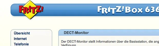 FRITZ!Box - Versteckte Funktionen