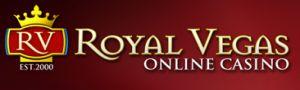 Logo Royal Vegas Online Casino